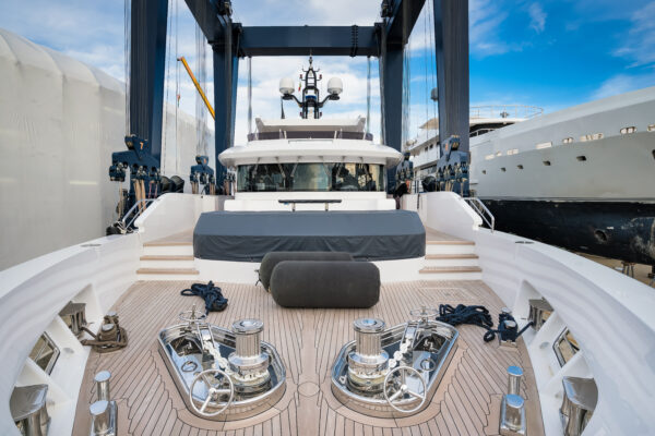 Superyacht engineer support and advice